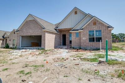 Bryan Single Family Home For Sale: 3200 Ashville Path