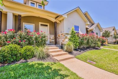 College Station Condo/Townhouse For Sale: 3813 Harvey Road