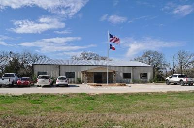 College Station Commercial For Sale: 4359 Roans Chapel Rd