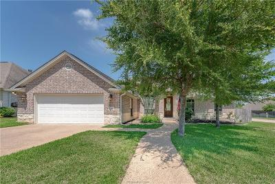 College Station Single Family Home For Sale: 317 Sapphire Drive