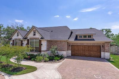 College Station TX Single Family Home For Sale: $444,000