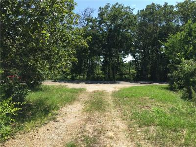 College Station Residential Lots & Land For Sale: A014600 Tonkaway Lake Rd. Road