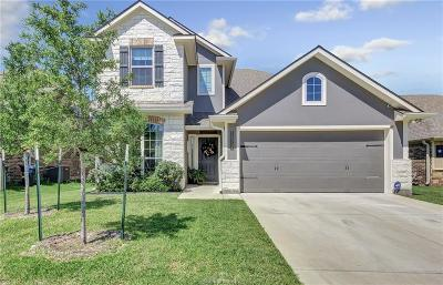 College Station Single Family Home For Sale: 15307 Lowry Meadow Lane