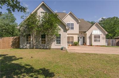College Station TX Single Family Home For Sale: $274,990