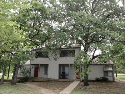 Brazos County Multi Family Home For Sale: 3203 Cougar Trail