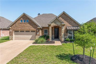 College Station Single Family Home For Sale: 2109 Blackjack Drive