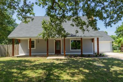 Bryan Single Family Home For Sale: 2500 Conquest Circle