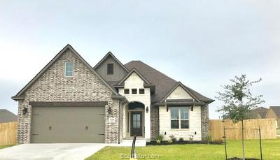 Bryan Single Family Home For Sale: 3200 Middleburg Green