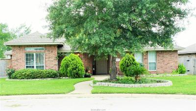 College Station TX Single Family Home For Sale: $219,000