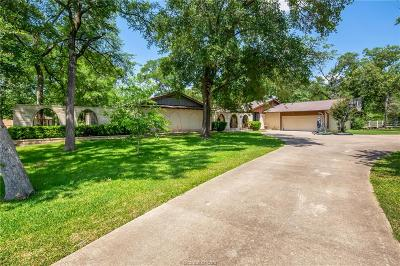 College Station Single Family Home For Sale: 4940 Timberline Drive