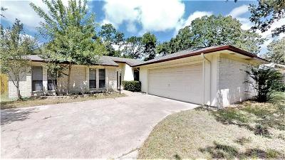 College Station TX Single Family Home For Sale: $197,000