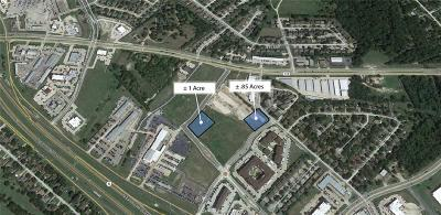Bryan Residential Lots & Land For Sale: Tbd Highpoint Dr