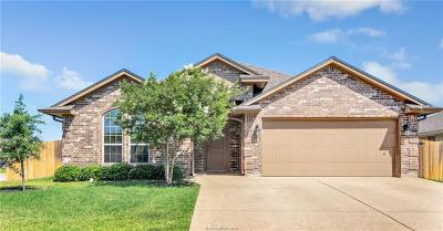 College Station Single Family Home For Sale: 801 Dove Chase Lane