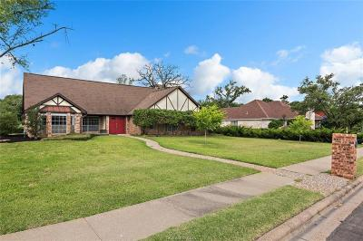 College Station TX Single Family Home For Sale: $239,900