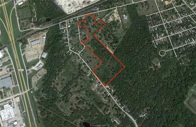 Bryan Residential Lots & Land For Sale: Tbd W 28th Street