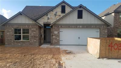College Station TX Single Family Home For Sale: $281,000