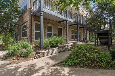 College Station TX Condo/Townhouse For Sale: $147,900