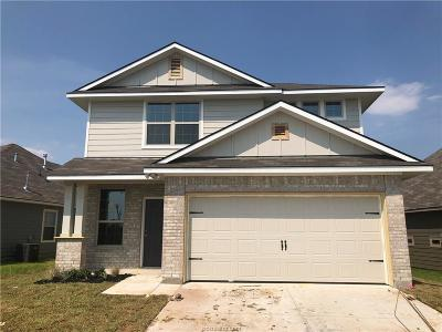Bryan , College Station  Single Family Home For Sale: 2105 Naples Way