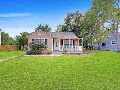 College Station TX Single Family Home For Sale: $310,000