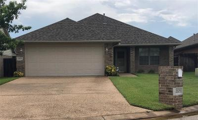 Brazos County Single Family Home For Sale: 2605 Priscilla Court