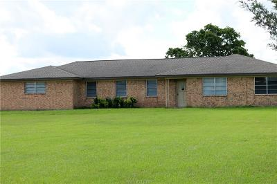 Madisonville Single Family Home For Sale: 7610 Highway 21