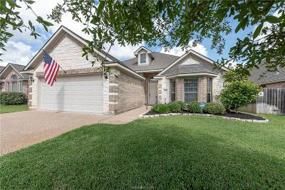 College Station Single Family Home For Sale: 108 Roucourt Loop