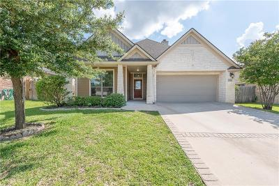 College Station TX Single Family Home For Sale: $227,000