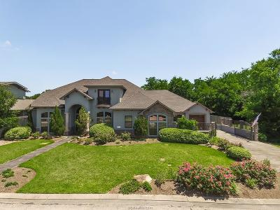 Brazos County Single Family Home For Sale: 1016 Sanctuary Court