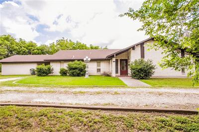 Bryan , College Station  Single Family Home For Sale: 3411 Cavitt