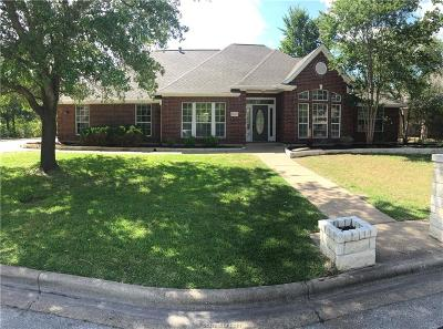 College Station TX Single Family Home For Sale: $299,500