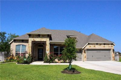 College Station Single Family Home For Sale: 4418 Uphor Court