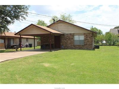 College Station Single Family Home For Sale: 122 Richards Street #B