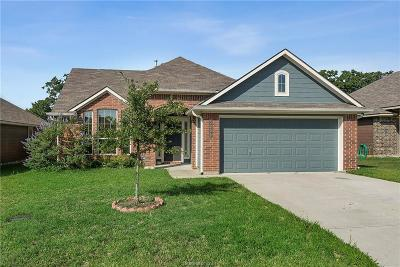 College Station Single Family Home For Sale: 5208 Sagewood Drive