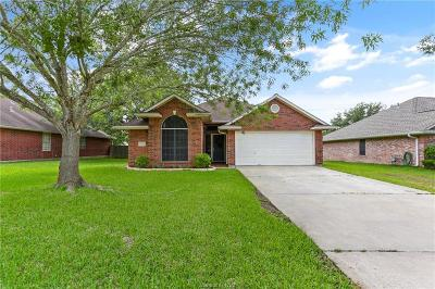 Bryan Single Family Home For Sale: 4702 Winchester Drive