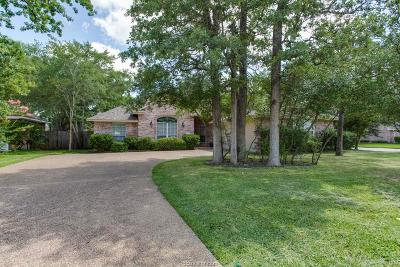 College Station Single Family Home For Sale: 4615 Saint Andrews Drive