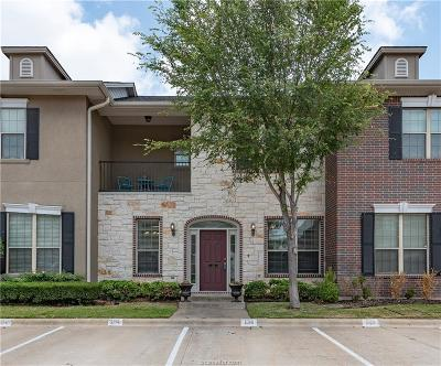 College Station TX Condo/Townhouse For Sale: $179,500