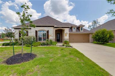 Bryan Single Family Home For Sale: 3449 Lockett Hall