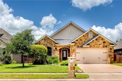 College Station Single Family Home For Sale: 4233 Rock Bend Drive