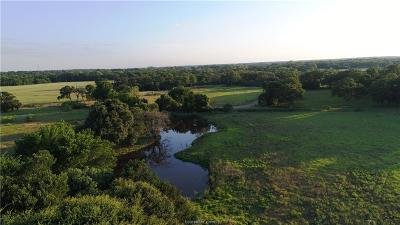 Caldwell Residential Lots & Land For Sale: (+/-156 Acres) 8414 County Road 335