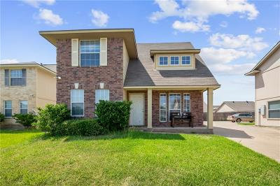 Brazos County Single Family Home For Sale: 507 Thornton Court