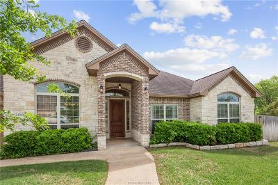 College Station Single Family Home For Sale: 2100 Spring Creek