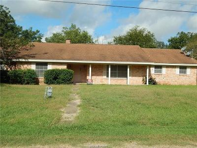 Robertson County Single Family Home For Sale: 515 South Austin Street