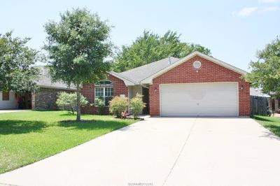 Brazos County Single Family Home For Sale: 1303 South Mullins Loop