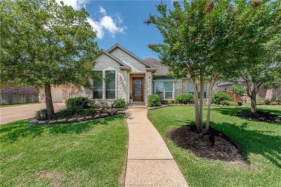 College Station Single Family Home For Sale: 5112 Sycamore Hills Drive