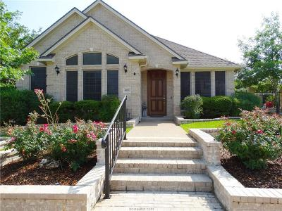 College Station Single Family Home For Sale: 4701 Stonebriar Circle