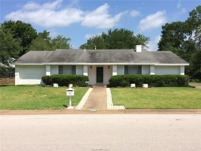 Briarcrest Estates Single Family Home For Sale: 2205 Quail Hollow Drive