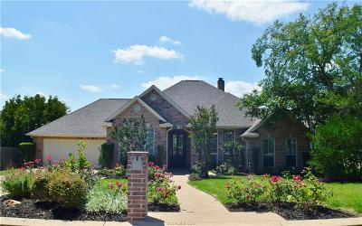College Station Single Family Home For Sale: 2001 Ravenstone