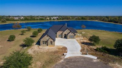 Brazos County Single Family Home For Sale: 7396 Limestone Court