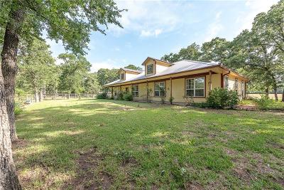 Burleson County Single Family Home For Sale: 494 County Road 427