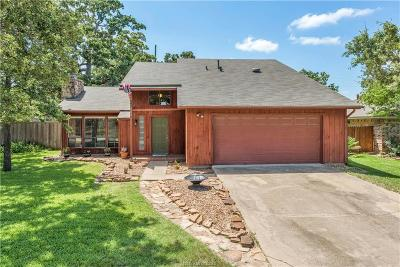 College Station Single Family Home For Sale: 1101 Todd Trail